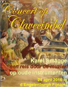 affiche Karel Smagge