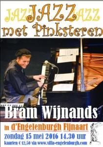 affiche Jazz met Pinksteren2016